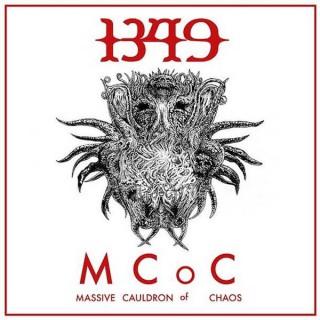 "1349: новий альбом ""Massive Cauldron of Chaos"""
