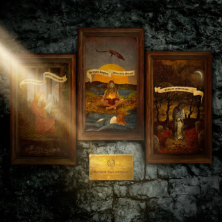 "Listen to new Opeth's album ""Pale Communion"""