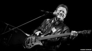 Помер бас-гітарист Cream Джек Брюс