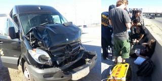 """На цей раз нам пощастило"": Decapitated потрапили в серйозну аварію"