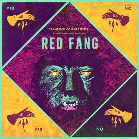 Free downloading new Red Fang's EP