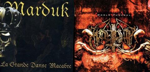 Marduk перевидали два класичних альбому групи