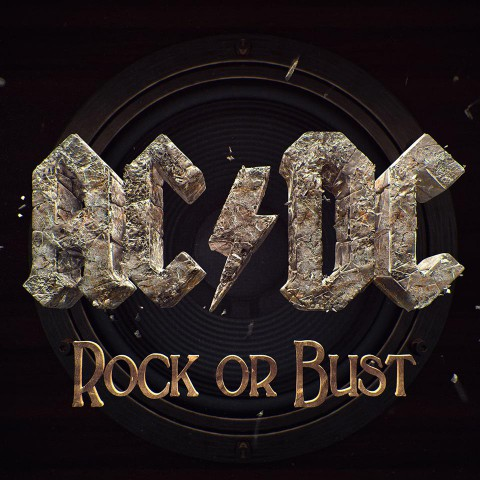 """AC/DC: релиз альбома """"Rock or Bust"""""""