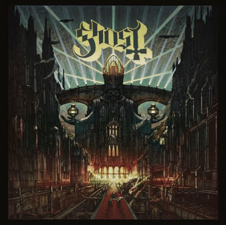 Ghost Meliora cover art