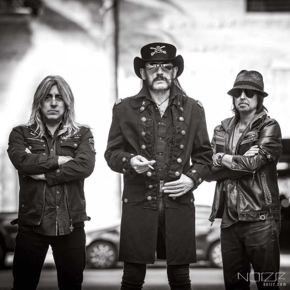 На честь святкування 40-річчя Motörhead оголосили вихід нового альбому і турне
