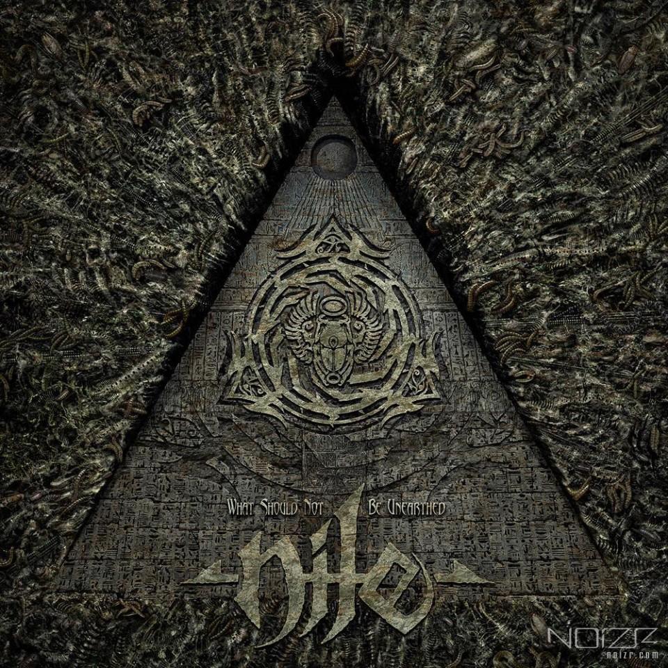 Nile обнародовали список песен нового альбома