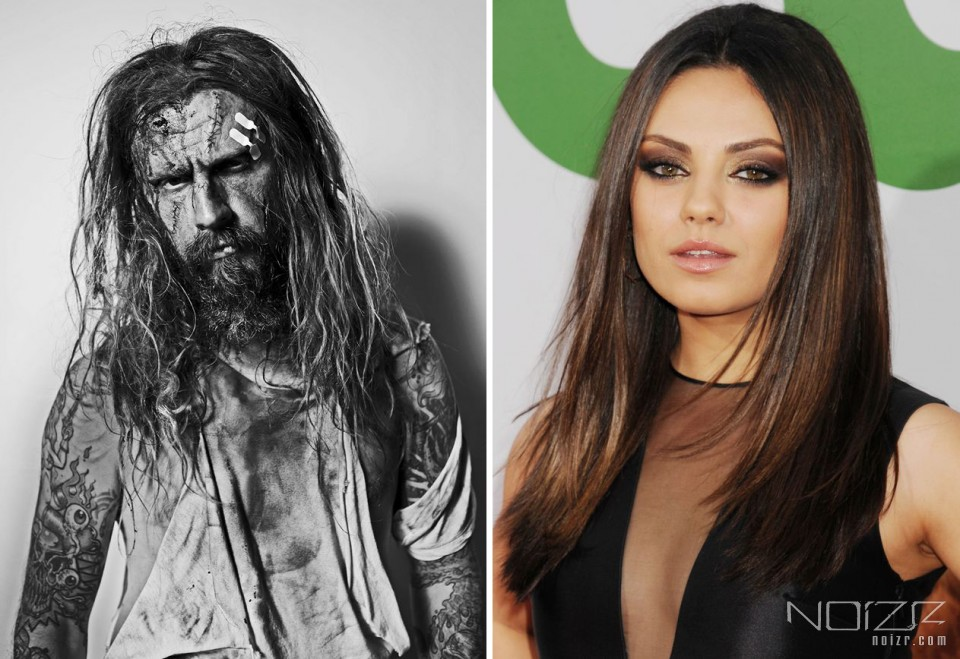 Rob Zombie and Mila Kunis to produce new series