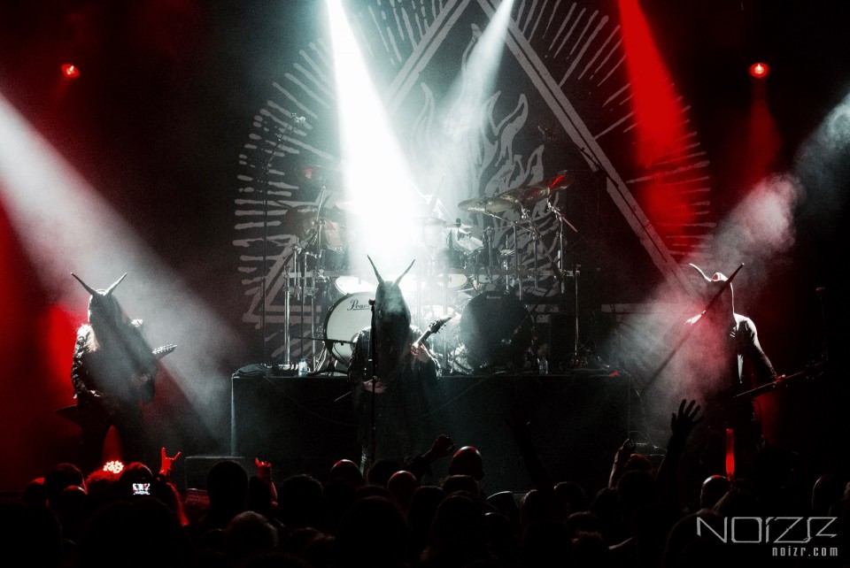 Report from Eindhoven Metal Meeting festival