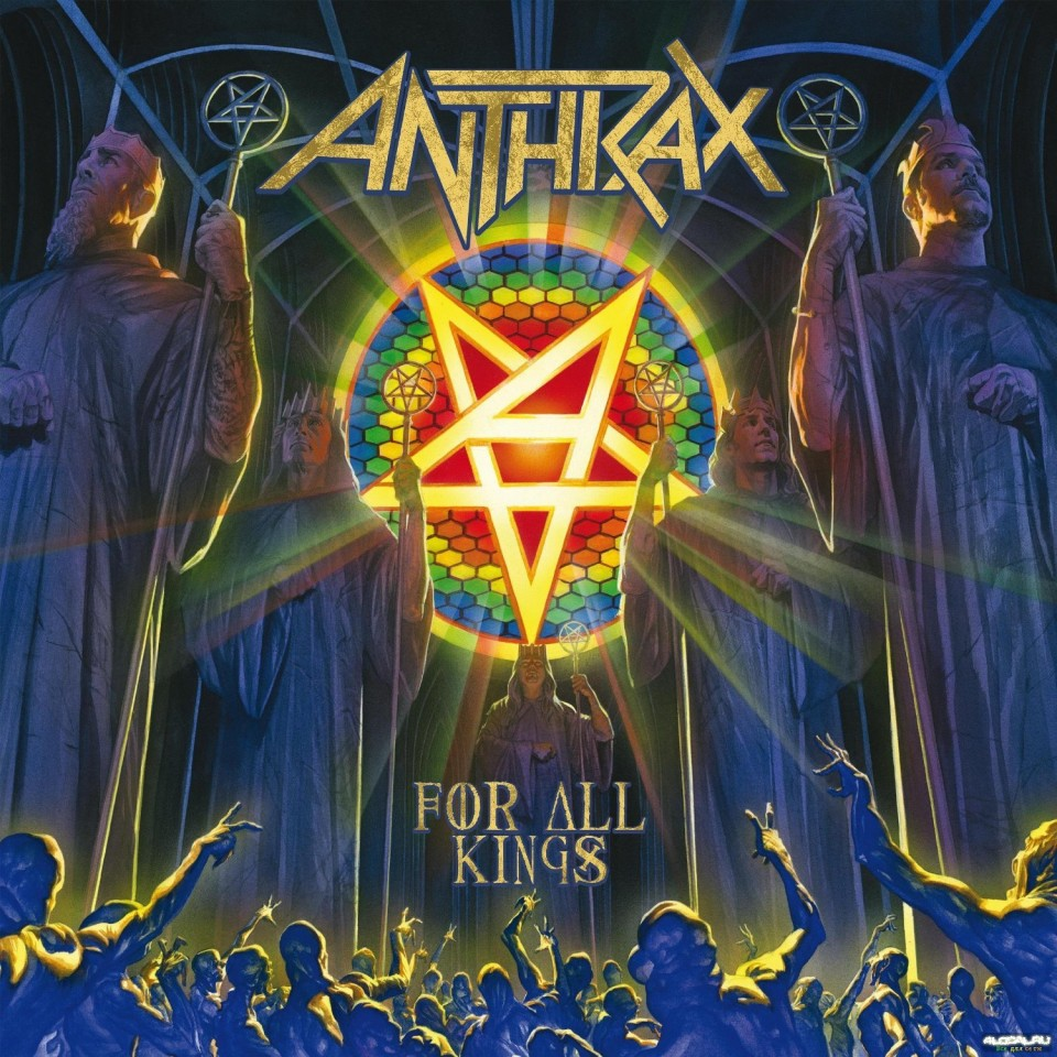 For All Kings Anthrax