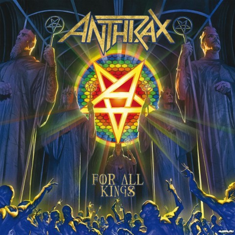"Anthrax present new track ""Breathing Lightning"""