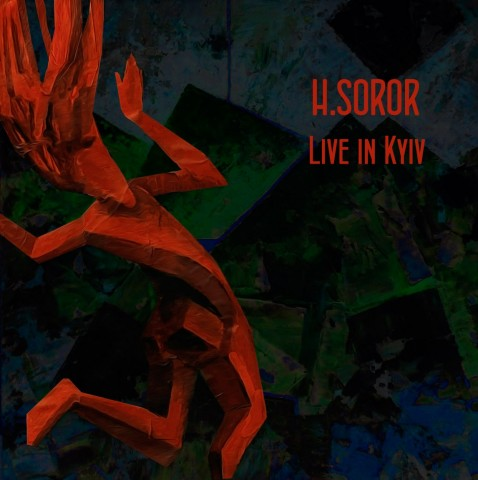 "H.Soror stream new album ""Live in Kyiv"""
