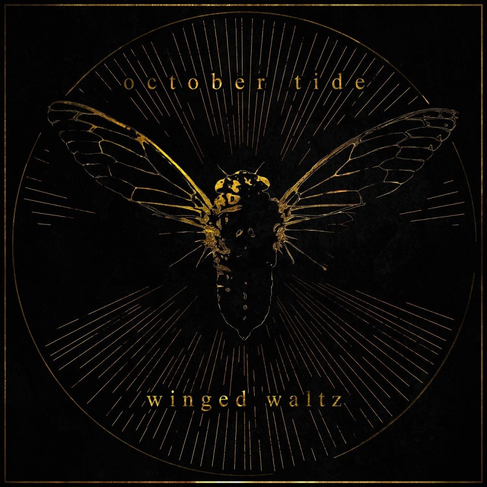 October Tide Winged Waltz cover