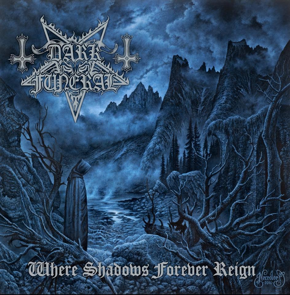 Dark Funeral анонсировали дату выхода нового альбома