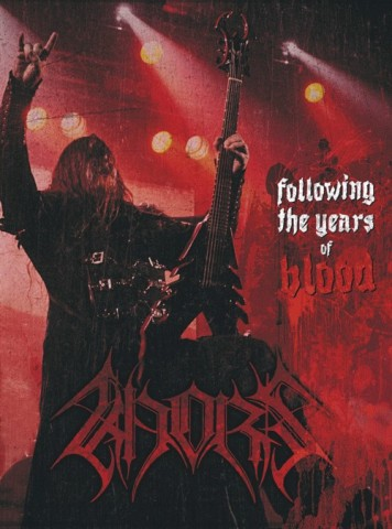 "Khors: ""Following The Years Of Blood"" DVD trailer"