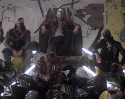 "New Kvelertak's crazy video ""1985"""