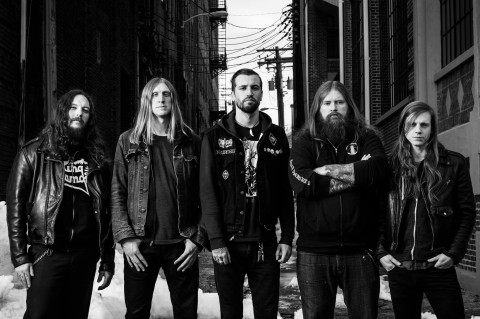 "Skeletonwitch present track ""Red Death, White Light"" from new EP"