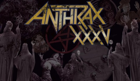 Fan compiled video of live footages to Anthrax anniversary