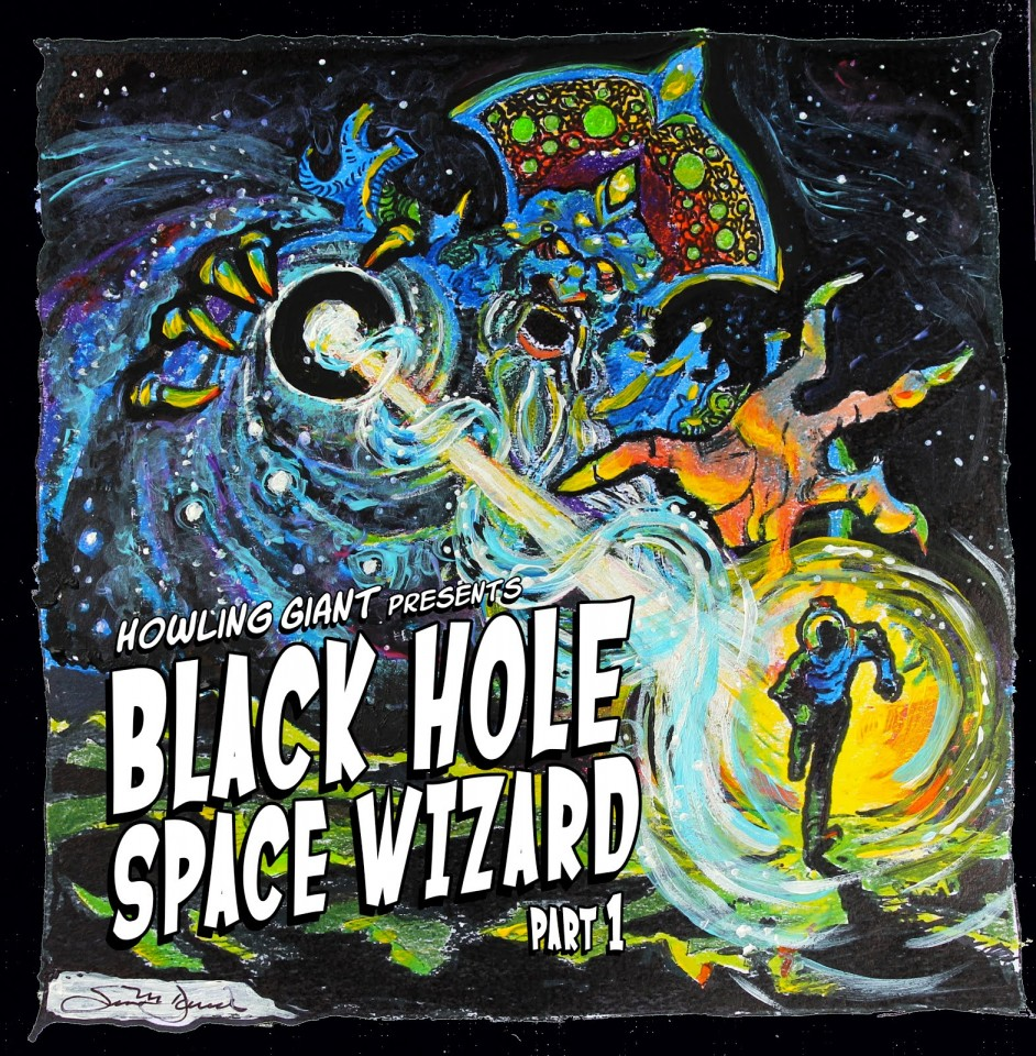 Black Hole Space Wizard: Part 1