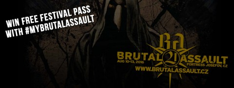 Contest from Brutal Assault: Win free festival pass