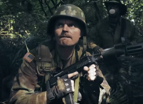 "Red Fang shows hunt for ""predators"" in new music video ""Shadows"""