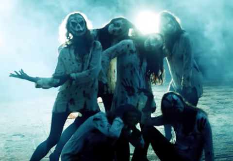"Carach Angren release video ""When Crows Tick On Windows"""