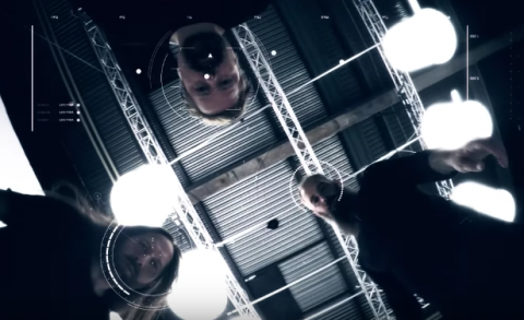 "In Flames release shooter style video for ""The End"""