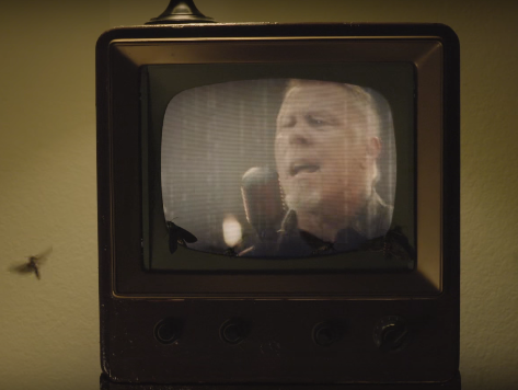 "Metallica release new video ""Moth Into Flame"""