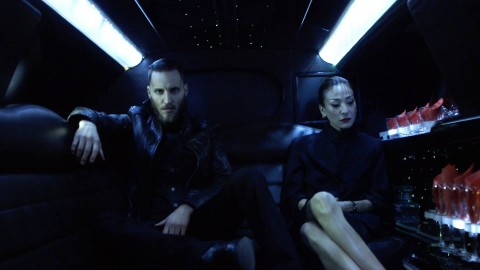 "Glam girls, limo and death in the desert: Shining's new video ""House Of Control"""