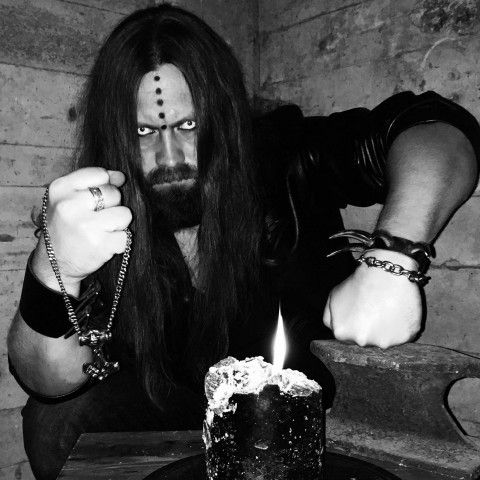 Ex-Abbath drummer took part in track recording for Per Valla's solo project