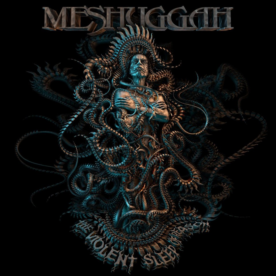 The Violent Sleep Of Reason Meshuggah