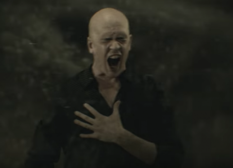 "Devin Townsend Project's new video ""Stormbending"""