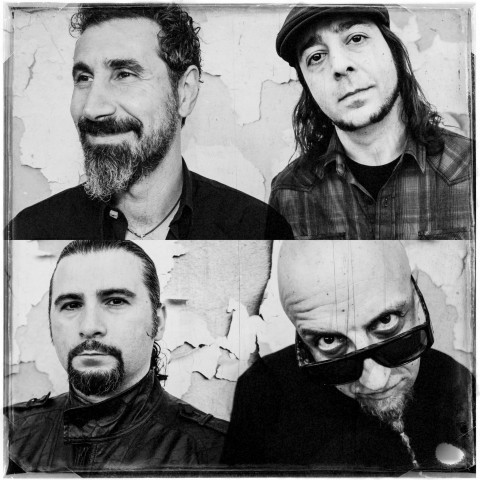 System Of A Down is back! The band returns with tour in 2017
