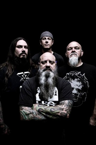 "Crowbar release upcoming album's title track ""The Serpent Only Lies"""