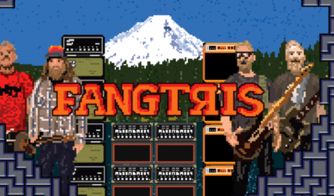 "Red Fang launch 16-bit Tetris-inspired game ""Fangtris"""
