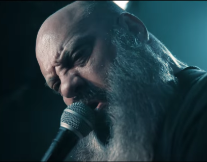 "Crowbar's new video ""Falling While Rising"""