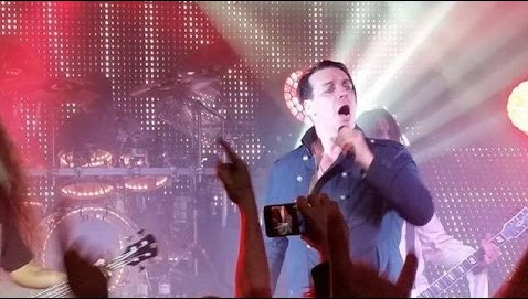 Fan-cam footage: Lindemann project performed live for first time