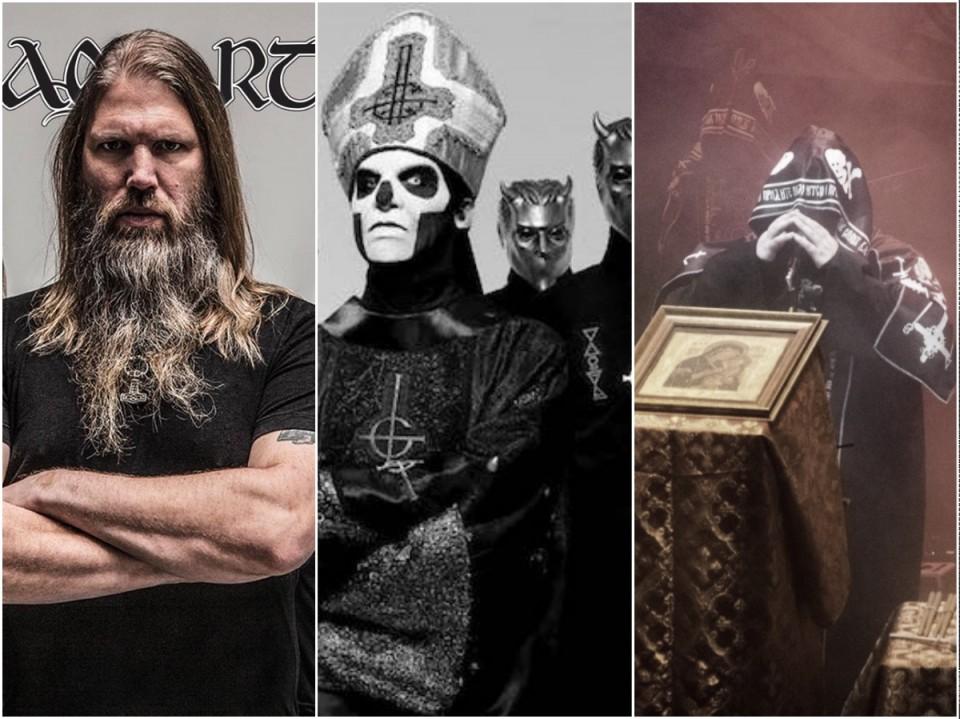 European tour dates: Amon Amarth, Dark Tranquillity, Omnium Gatherum, Ghost and Batushka