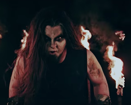 "Balfor release video ""Serpents Of The Black Sun"""