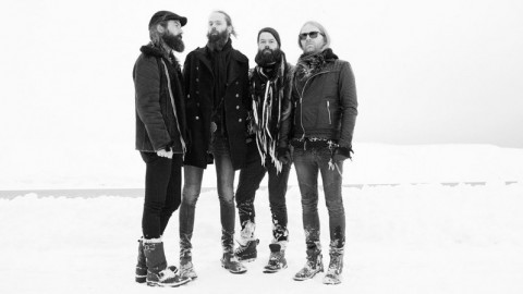 "Sólstafir reveal live video ""Dagmál"", announcing new album"