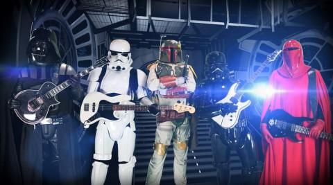 Galactic Empire announce debut album and first concerts
