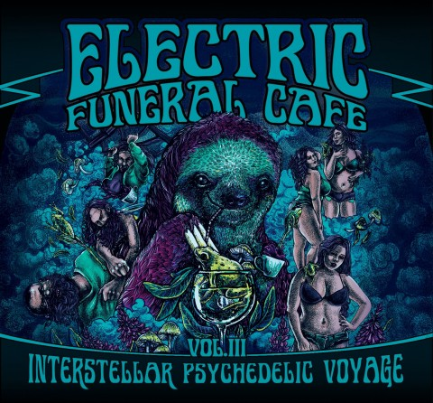 "New music by underground generation: ""Electric Funeral Café vol.3"""