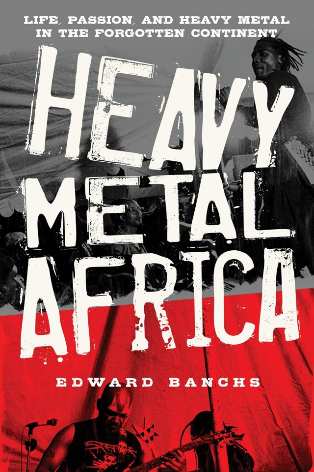 """""""Heavy Metal Africa"""", book about extreme metal scene on continent, is released"""