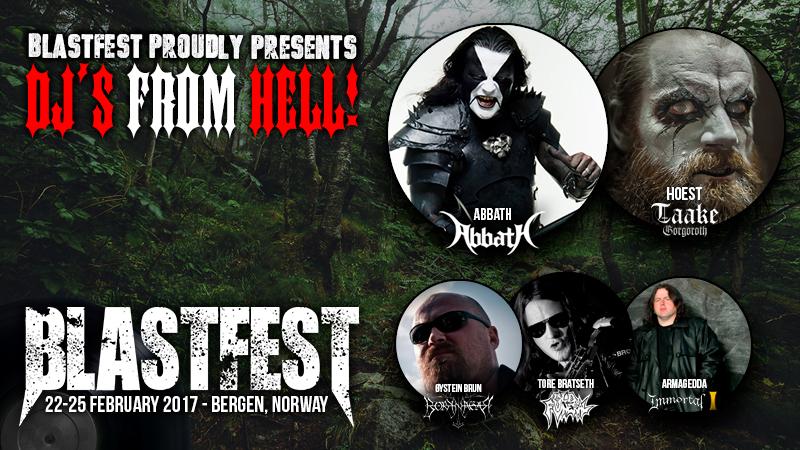 Abbath возвращается на Blastfest