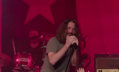 Video: Audioslave's first performance after a decade