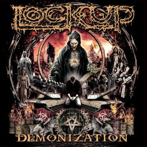 "Lock Up release new track ""Desolation Architect"""