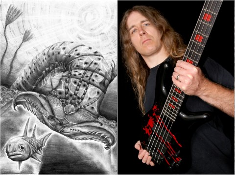New species of giant prehistoric worms named after Cannibal Corpse bassist