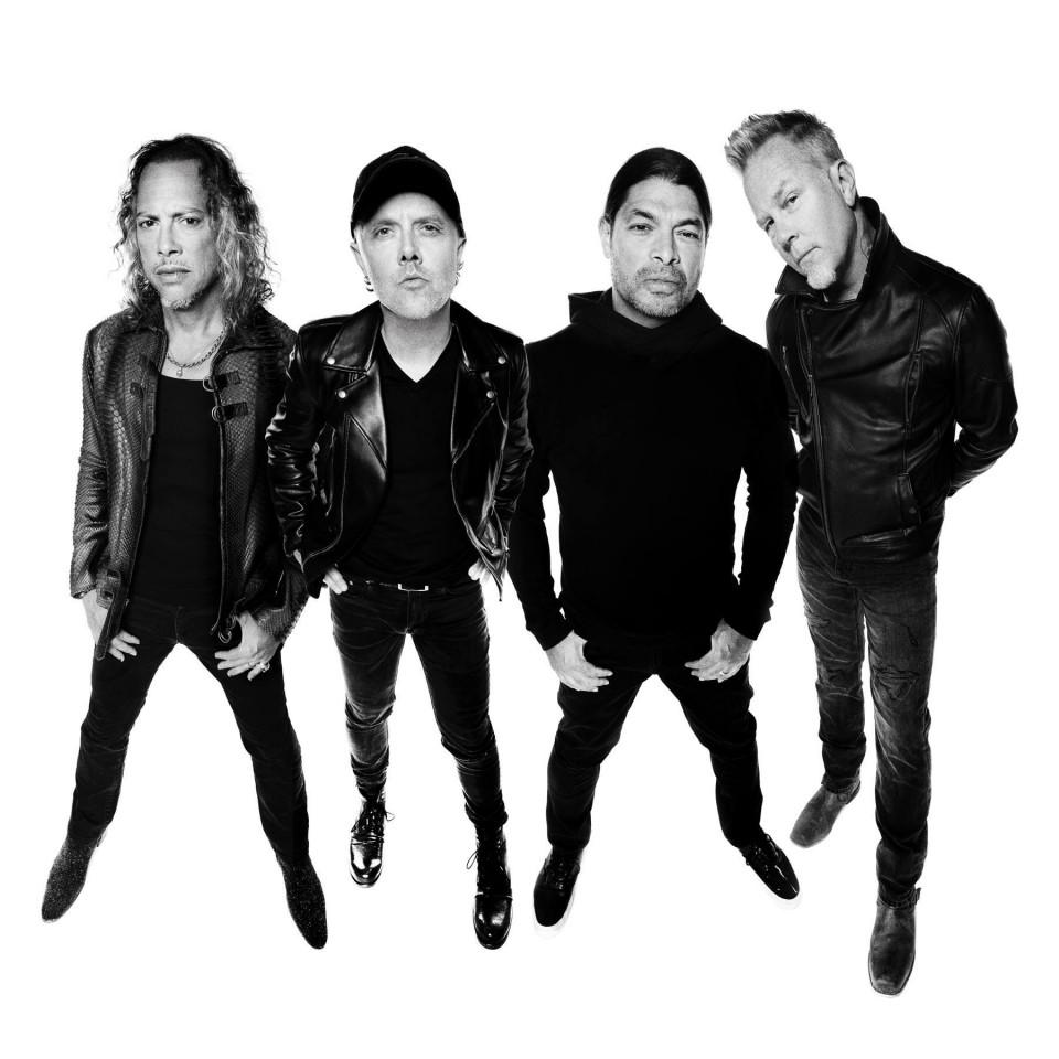 Metallica анонсувала європейський тур із Kvelertak на розігріві