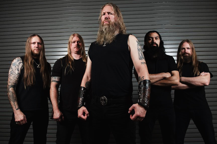 Amon Amarth to perform in Ukraine, Belarus, and Russia