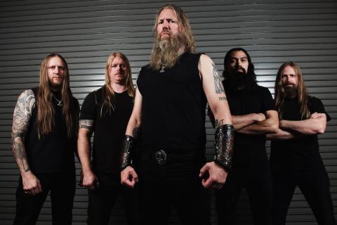 Amon Amarth дадуть серію концертів в Україні, Білорусі та Росії
