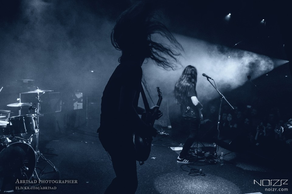 """Music from another world"": How Alcest's concert in Kyiv was held"